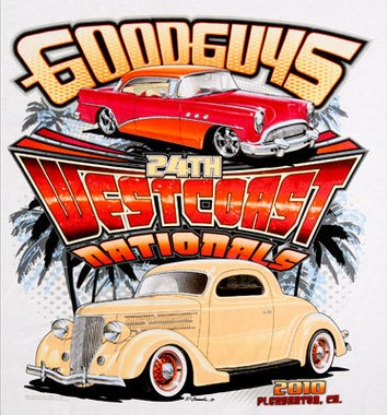 GoodGuys 24th West Coast Nationals