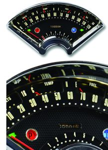 1955-56 Chevy SuperStock Gauges