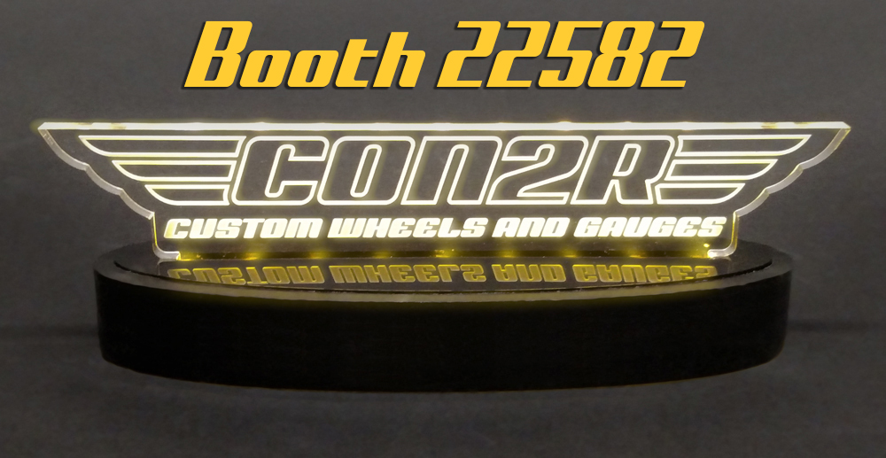 CON2R Will Be at SEMA 2016!