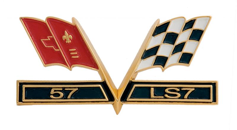 '57 LS7 Emblem