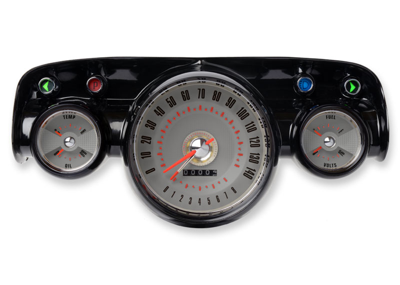 1957 Chevy SuperStock Gauges