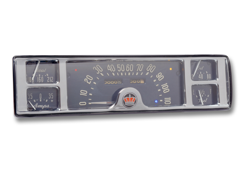 1942-49 Chrysler Sedan RestoFit Instrument Set