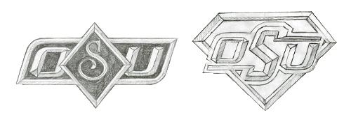 CON2R Custom Emblem OSU