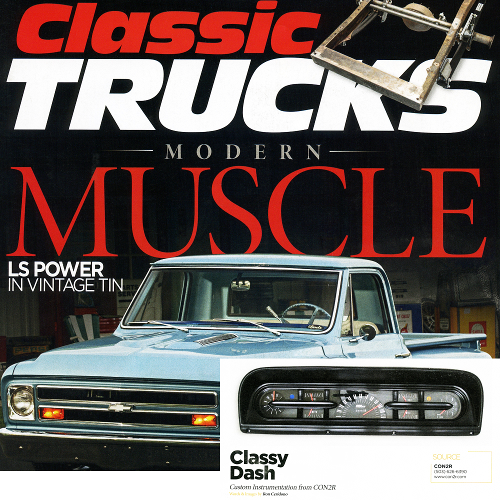 Where You Saw Us-Classic Trucks-Dec17