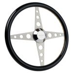 S2 Bonneville 3-Hole Two-Tone Steering Wheel