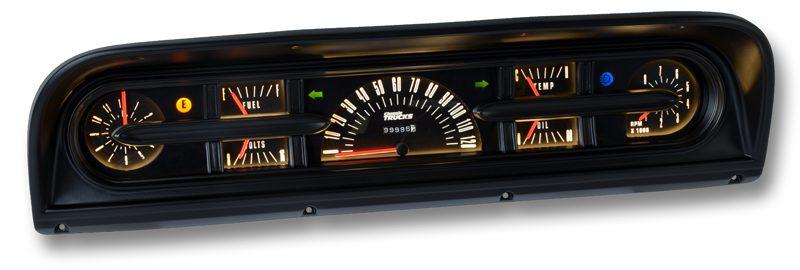 1967-72 Ford Truck Custom Instrument Set