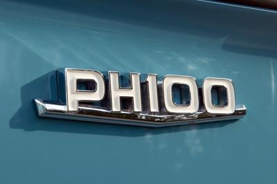 PH100 Custom Emblems