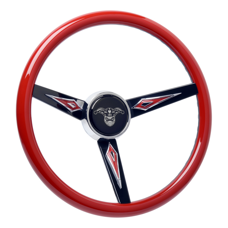 "New ""Sebring"" Spoke Pattern for CON2R Series One Steering Wheels"