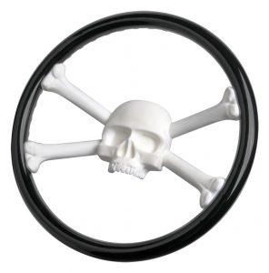 Jolly Roger Steering Wheel