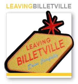 CON2R Custom Merchandise - Leaving Billetville