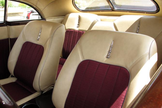 CON2R Trim 424 seat inserts