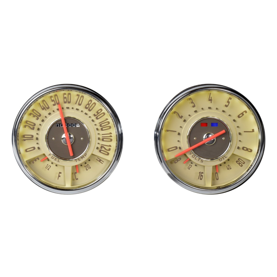 direct replacement gauges
