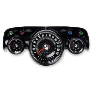 1957 Chevrolet SuperStock Gauges