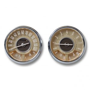 1947-53 GMC Truck SuperStock Gauges