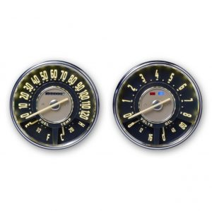 1947-53 Chevy Truck SuperStock Gauges