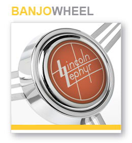 Banjo Custom Crafted Horn Button