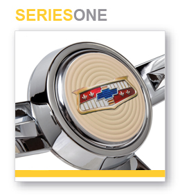 Series One Custom Crafted Horn Button
