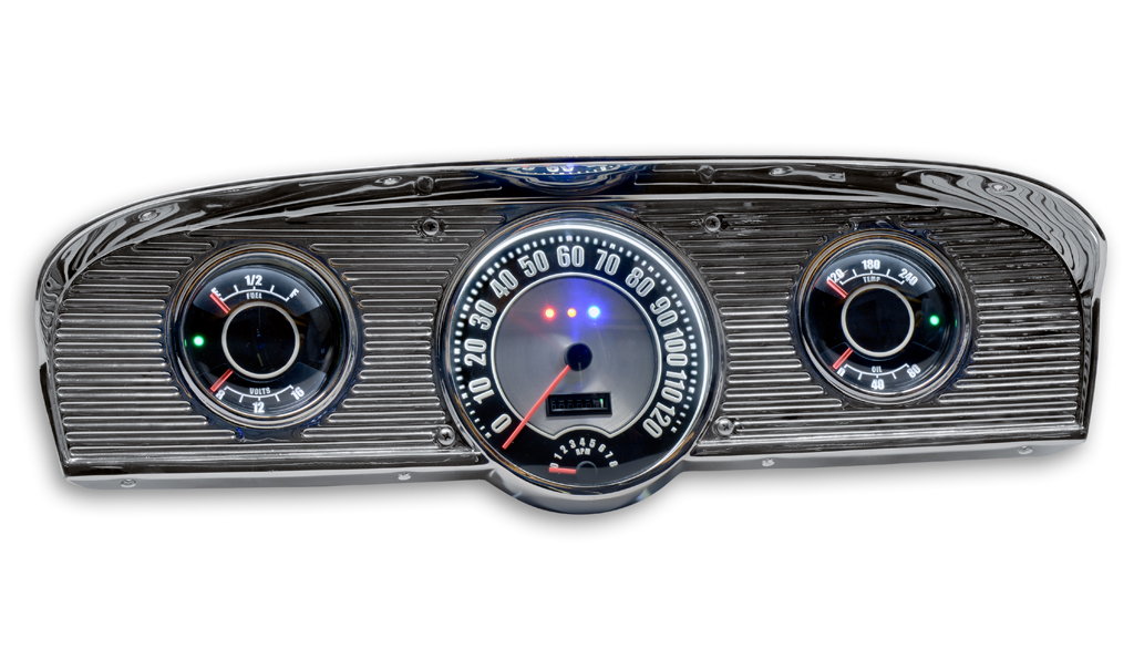 CON2R Releases SuperStock Gauges For '61-'66 Ford F100 Trucks!