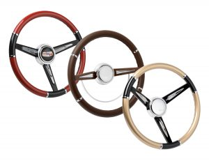 Series One Steering Wheel Gallery