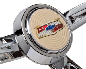 Chevy Bel Air Custom Crafted Horn Button