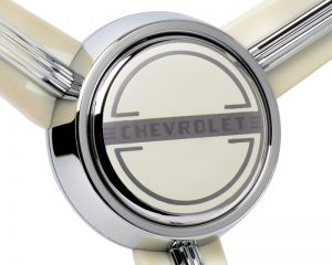 Chevrolet Custom Crafted Horn Button