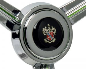 Buick Emblem Inlaid Horn Button (Customer Supplied)