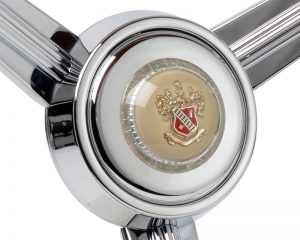 Buick Emblem Inlaid Horn Button