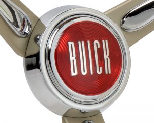 Buick Horn Button Emblem Inlay