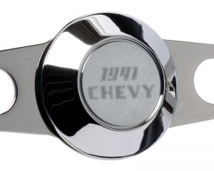 CON2R '1941 Chevy' Etched Horn Button