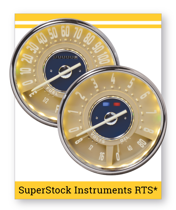 CON2R - Custom Steering Wheels and Instrumentation for Hot Rods