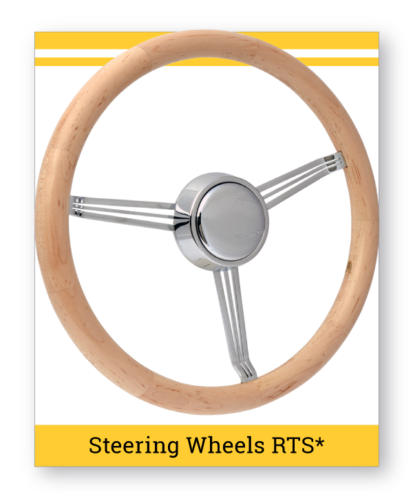 Steering Wheels RTS*