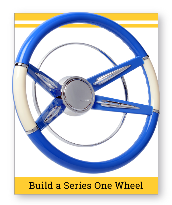 Series One Steering Wheel Builder