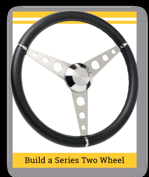 Series Two Steering Wheel Builder