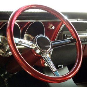 Steering Wheel Installations Gallery