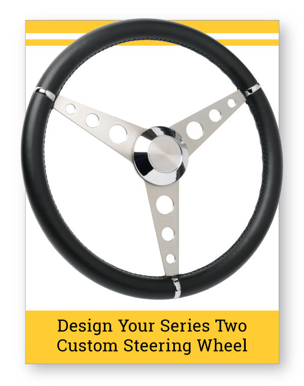 Series Two Classic Custom Steering Wheel
