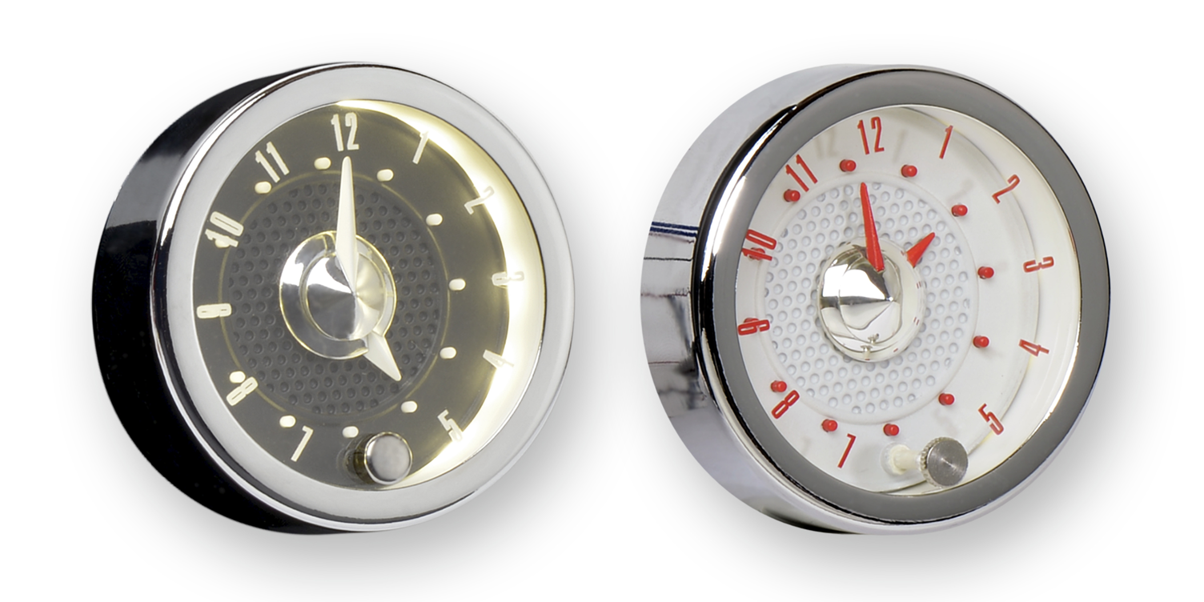 "New ""SuperStock"" Clock For C1 Corvettes"