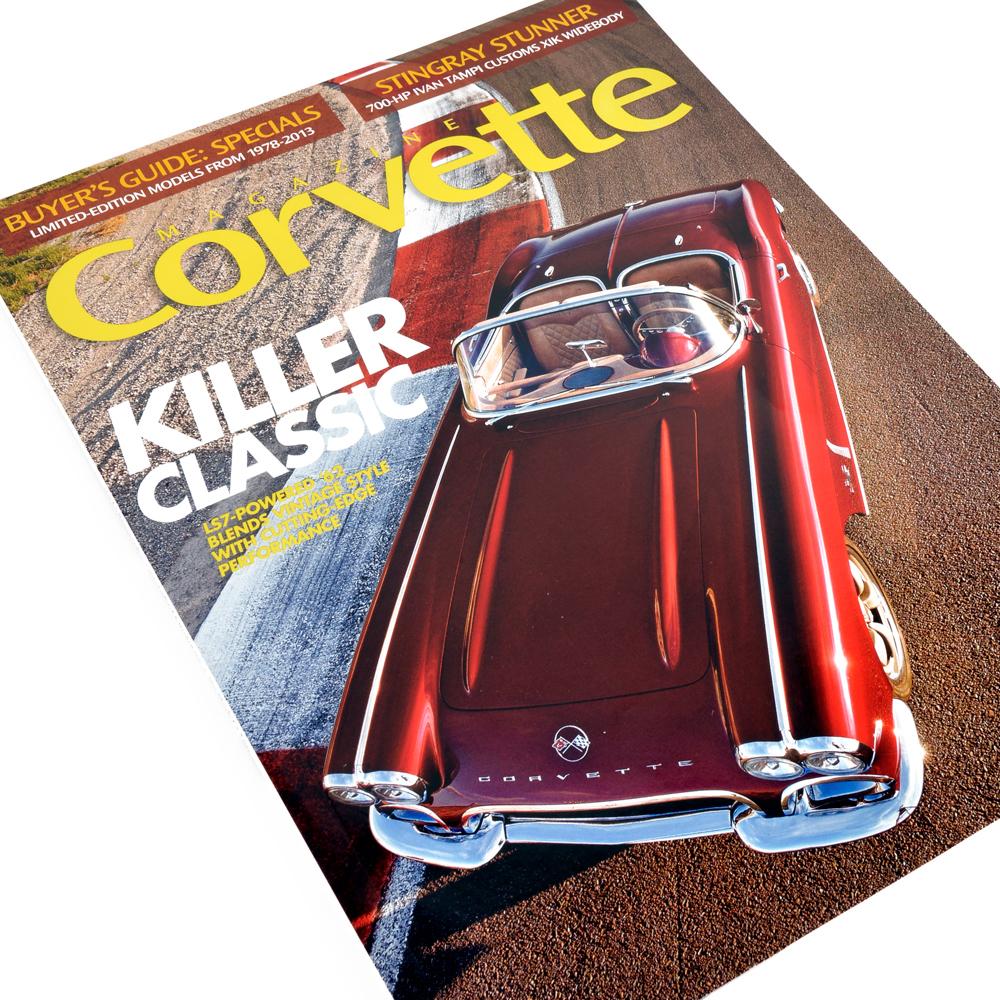 Dream Catcher – Corvette Magazine