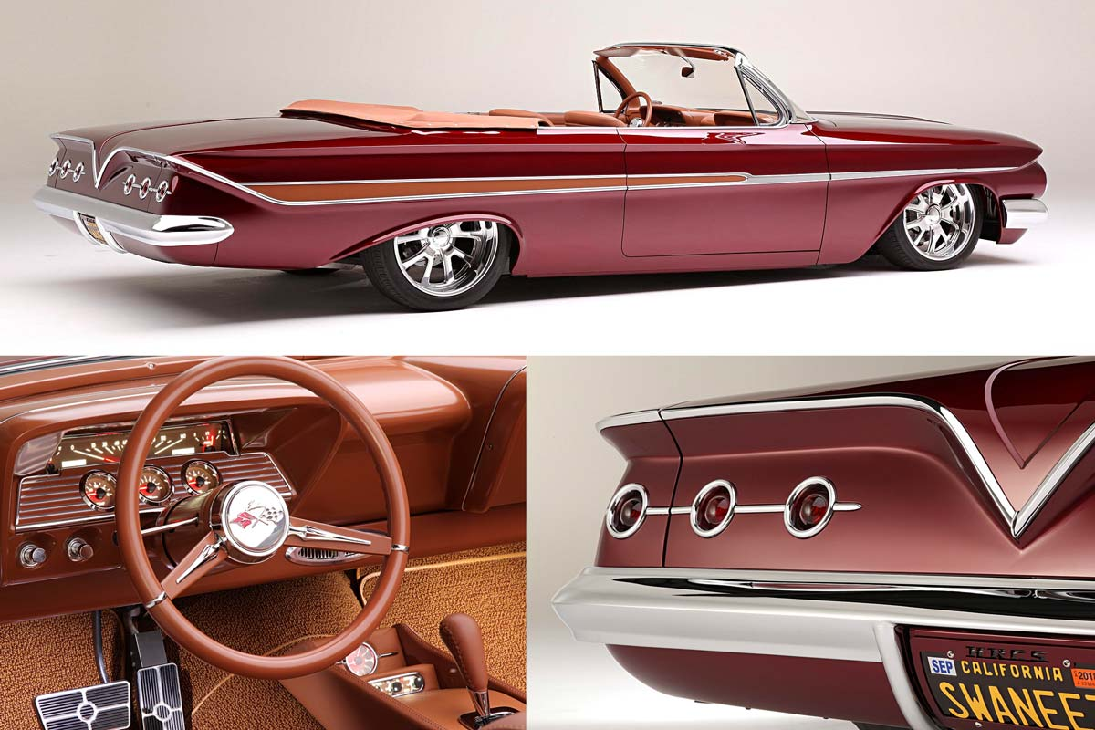 This 1961 Chevrolet Impala Custom Has Been Collecting Awards But Was Built To Drive