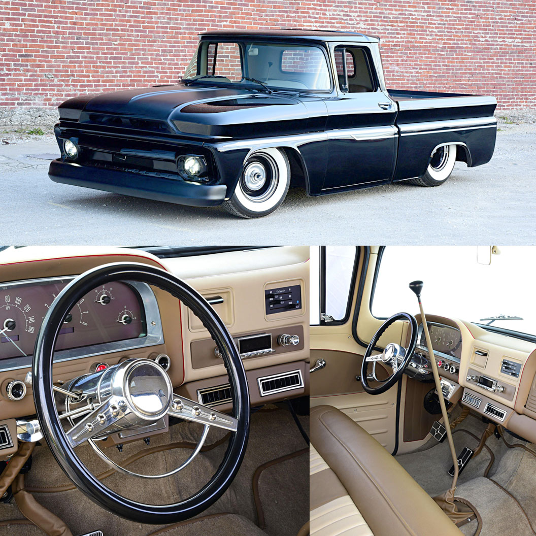 This 1963 Chevy C10 Proves Second Time's a Charm