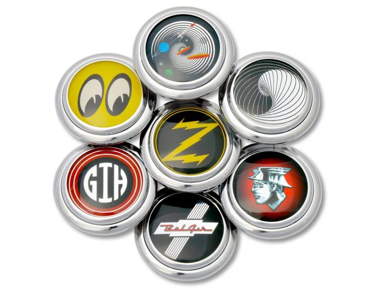 Custom Horn Button Gallery