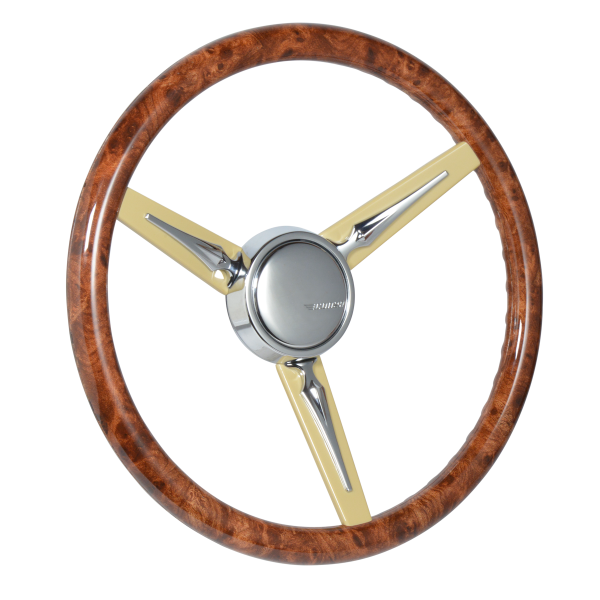 Series One Hydrographic Grip Steering Wheel
