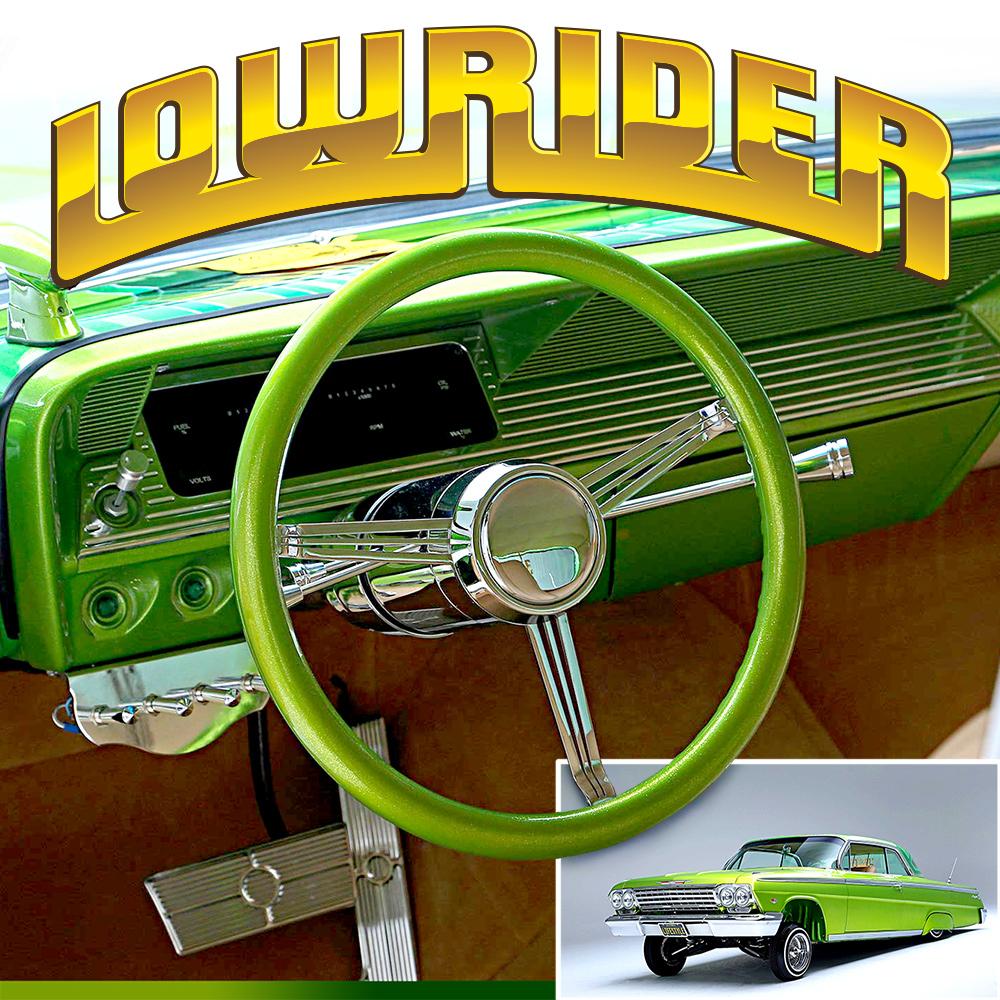 1962 Chevrolet Impala - Lowrider Magazine, June 2019