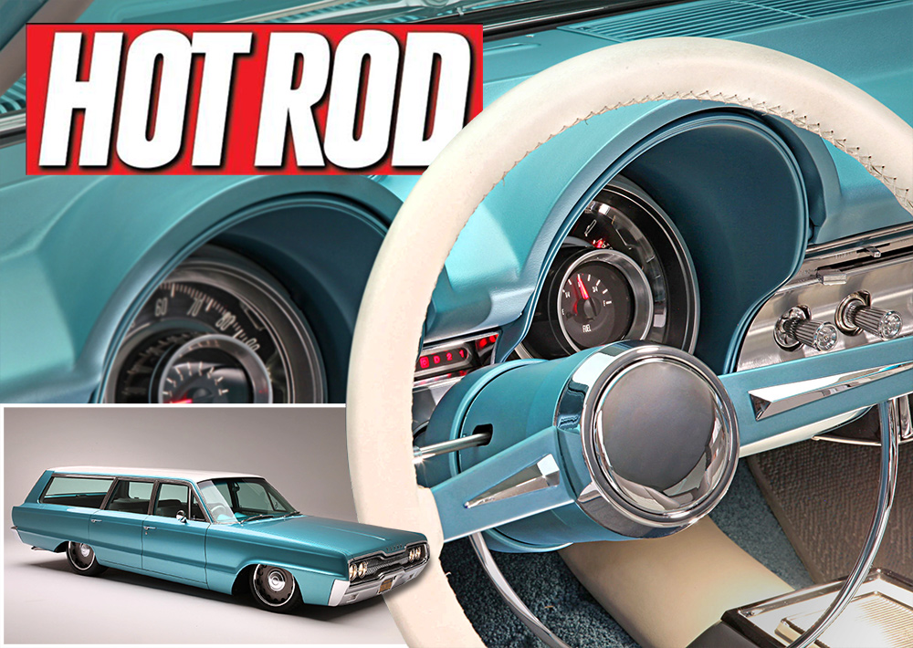1966 Dodge - Hot Rod Magazine