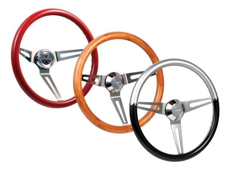 Series Three Steering Wheel Gallery